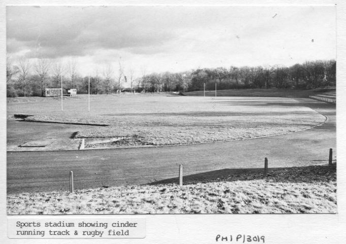 PH-P-30-11 - Park Hall - Sports Field - 1973