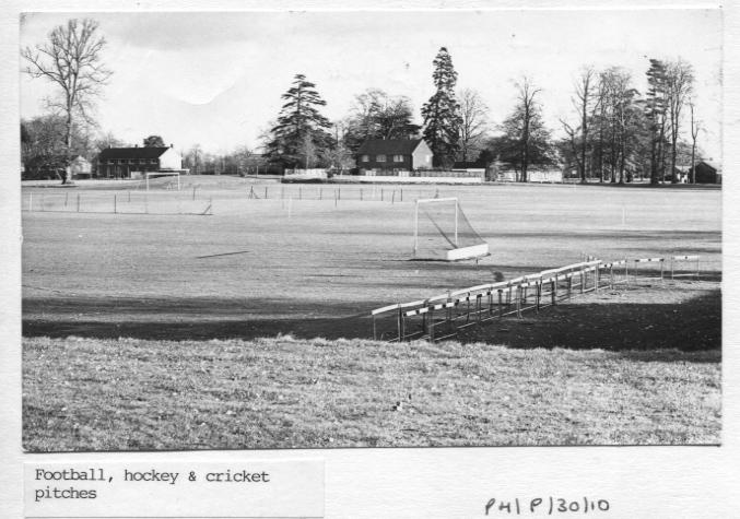 PH-P-30-12 - Park Hall - Sports Field - 1973