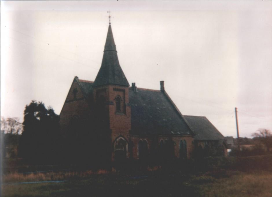 NM-G-8-1 - Congregational Church - 1984