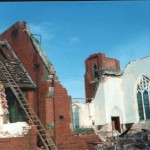 NM-G-8-2 -  Church Demolition - 1975