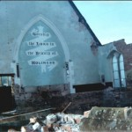 NM-G-8-4-  Church Demolition - 1975
