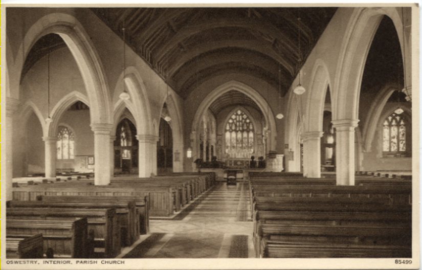 OSW-PC-O-5-6-132 - Parish Church Interior