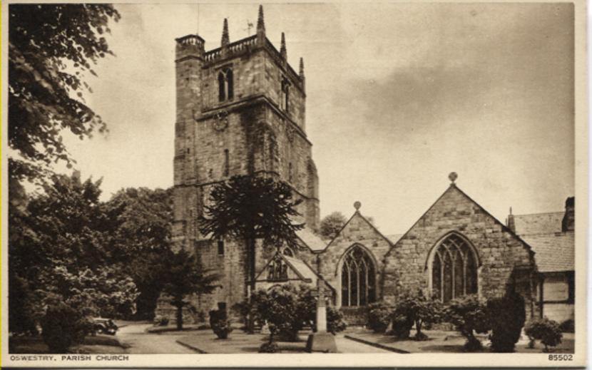 OSW-PC-O-5-6-133 - St Oswalds Church