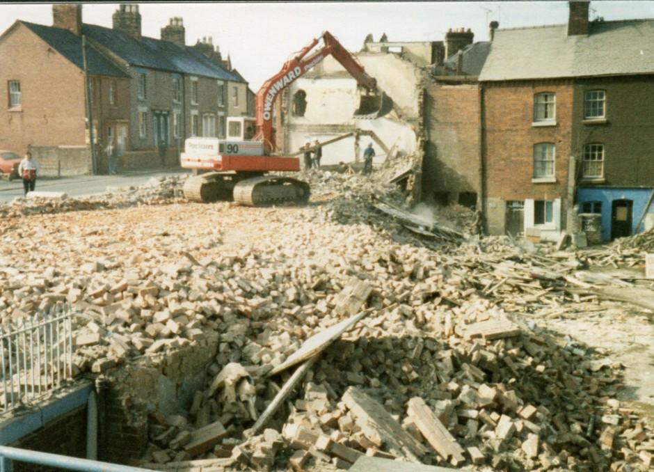 PH-O-5-24-9 - Demolition Parry's Blds