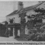 PH-O-85-5 - The Grammar School - c1900
