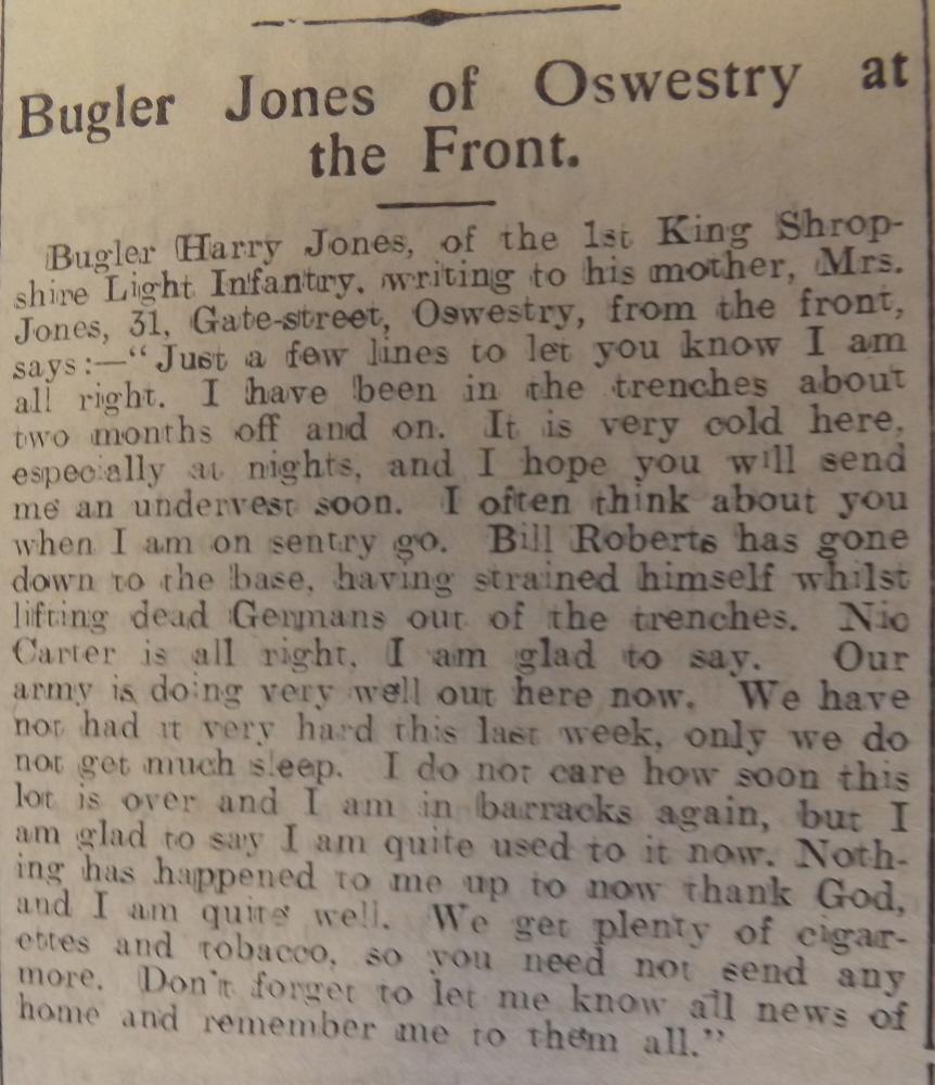 NP-WW1- Jones Harry - 2