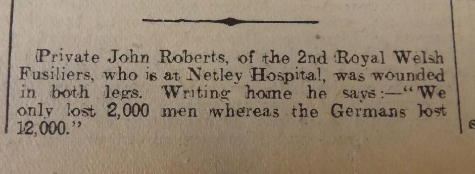 NP-WW1- Roberts John