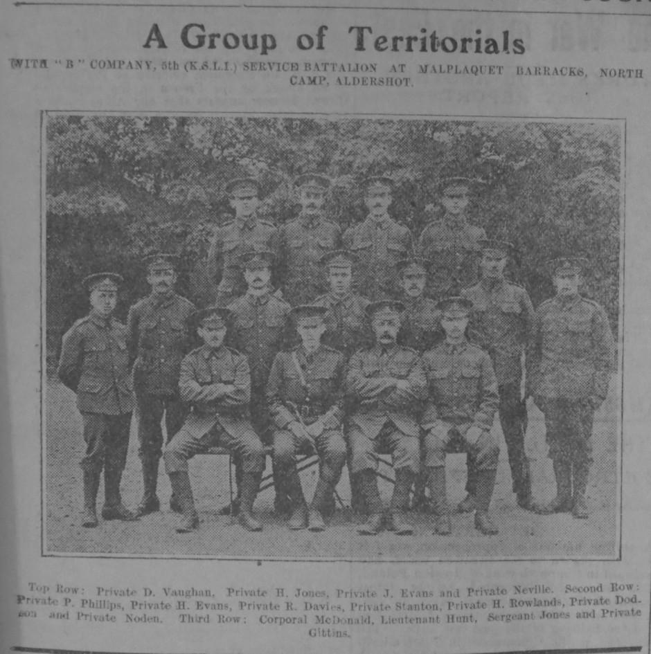 NP-WW1- Territorials