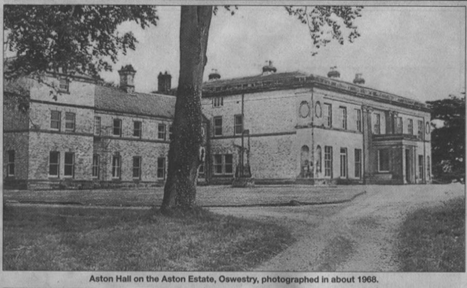 NP-A-1-5 - Aston Hall c1968