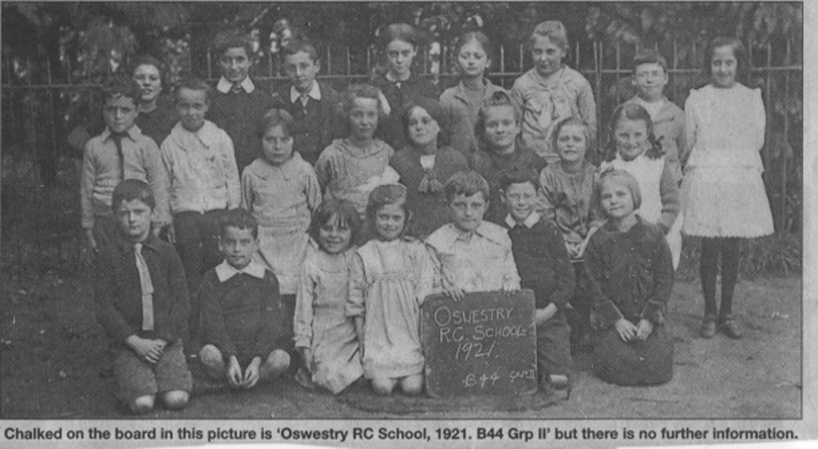 NP-O-5-25-13 - Roman Catholic School 1921