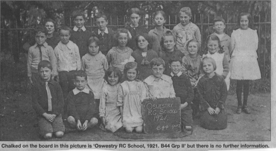 NP-O-5-25-13 - Roman Catholic School 1921