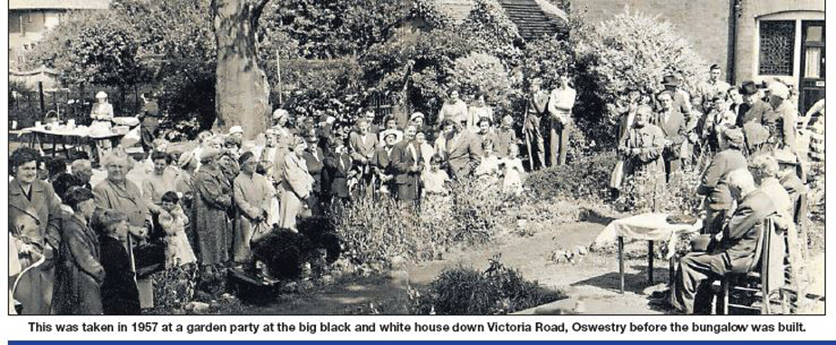 NP-O-5-72-9 - 1957 garden party in Victoria Road