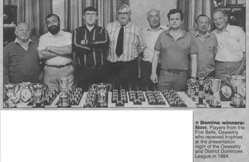 NP-Sport- 7 - Five Bells - Dominoes League 1984