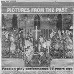 NP-C-83-1 - Church Play 1936