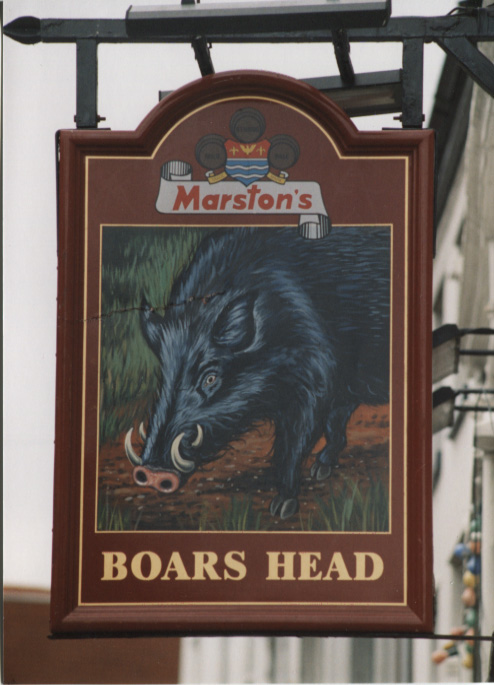 PH-O-5-18-11 - Boars Head, Wilow Street