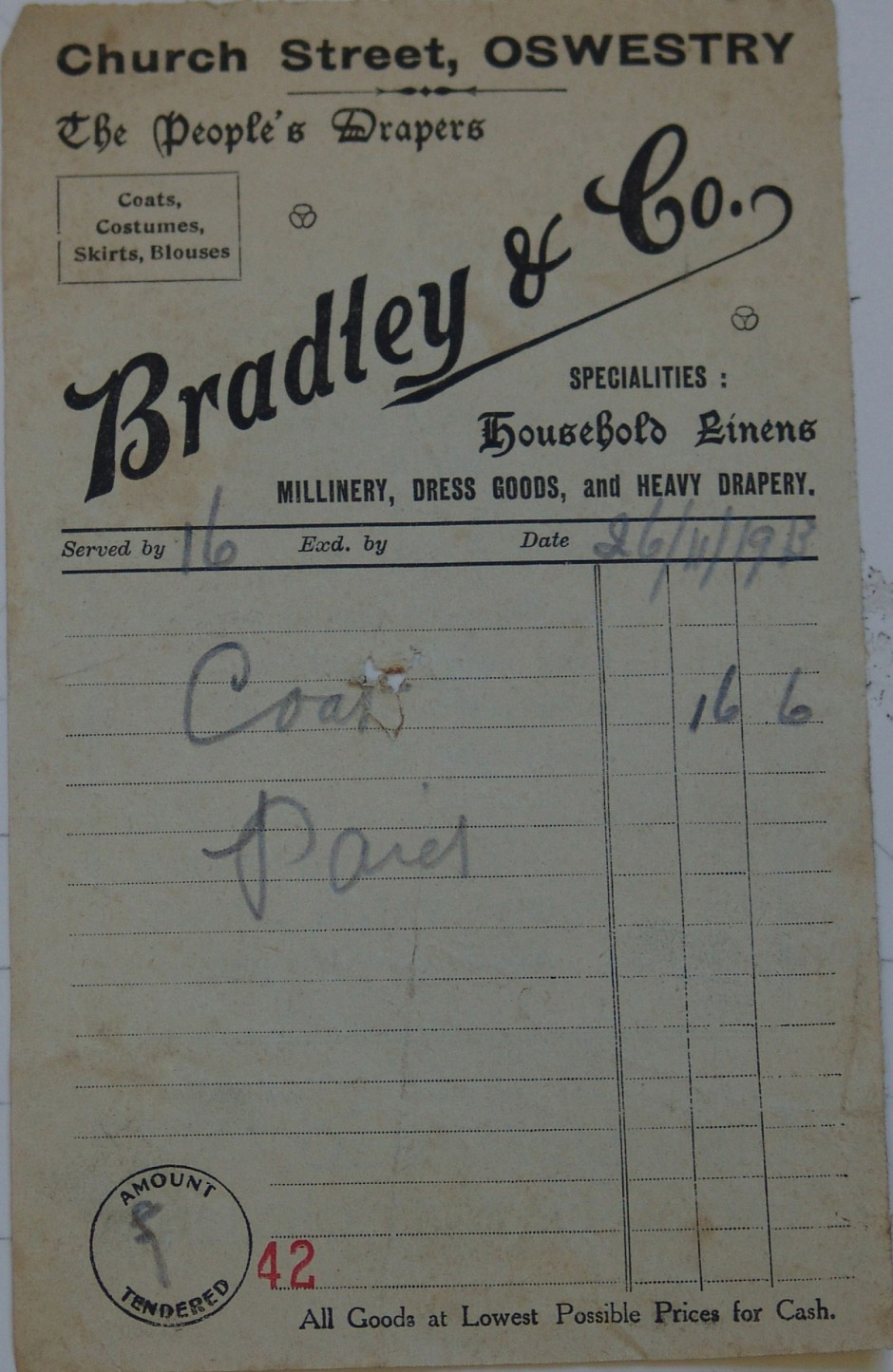 PH-O-5-6-143 - Bradley & Co