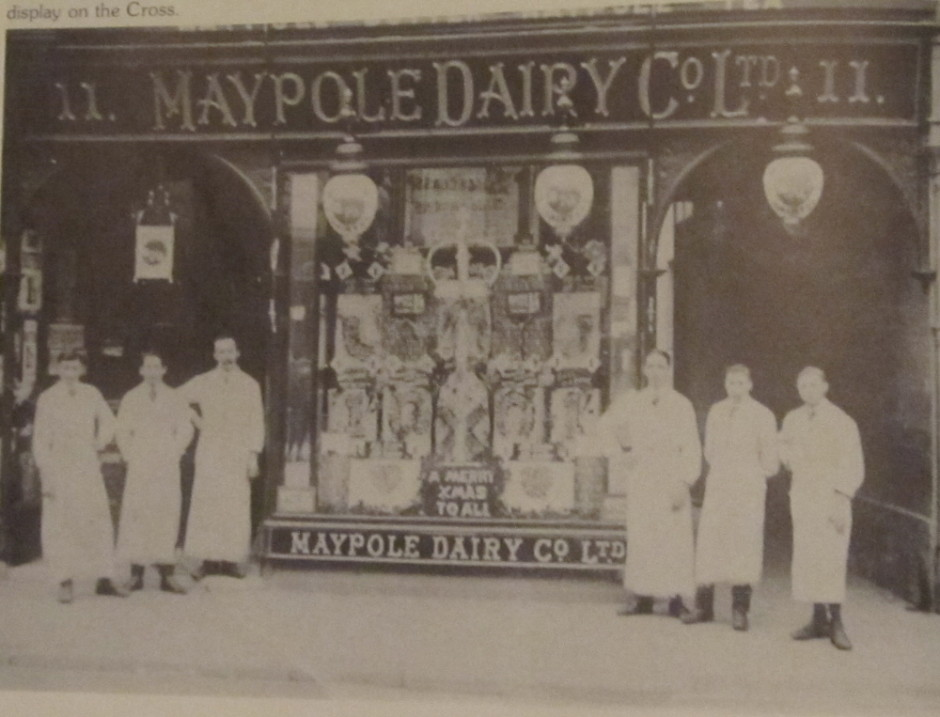 NM-O-5-7-40 - Maypole Dairy - Cross Street