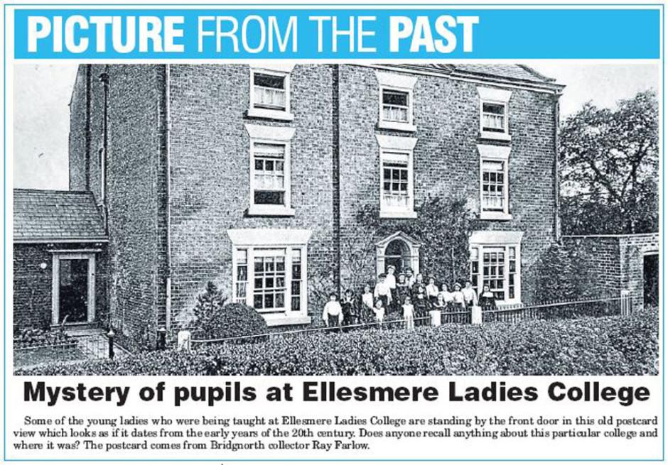 NP-E-8-20-28a - Ellesmere Ladies College