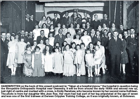 NP-G-1-115 - Derwen College Emily Renshaw c1930