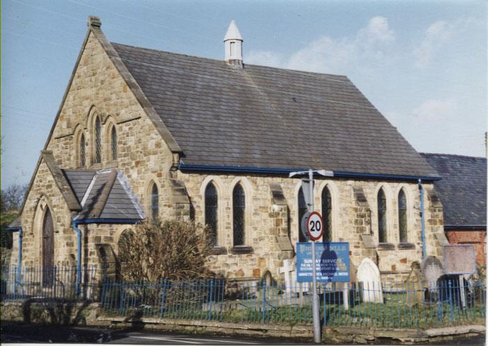 PH-G-1-92 - Preeschenlle Chapel
