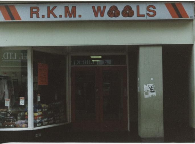 PH-O-5-7-45 - RKM Wools - 23 Cross Street