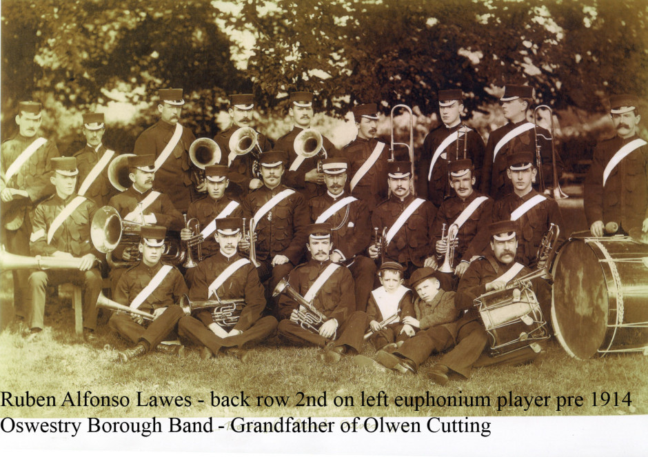NM-O-5-15-186 - Oswestry Borough Band