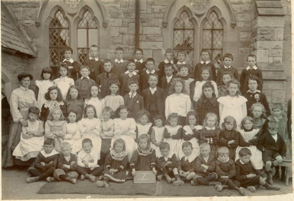NM-W-39-26 - Weston Rhyn School