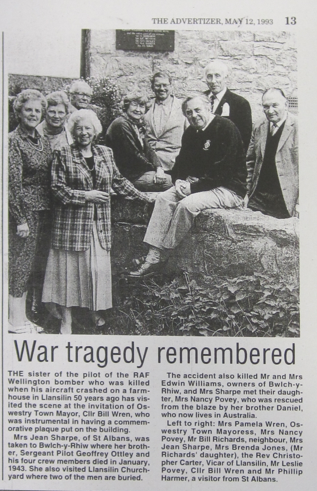 NP-L-17-11 - War Tragedy Remembered in 1993