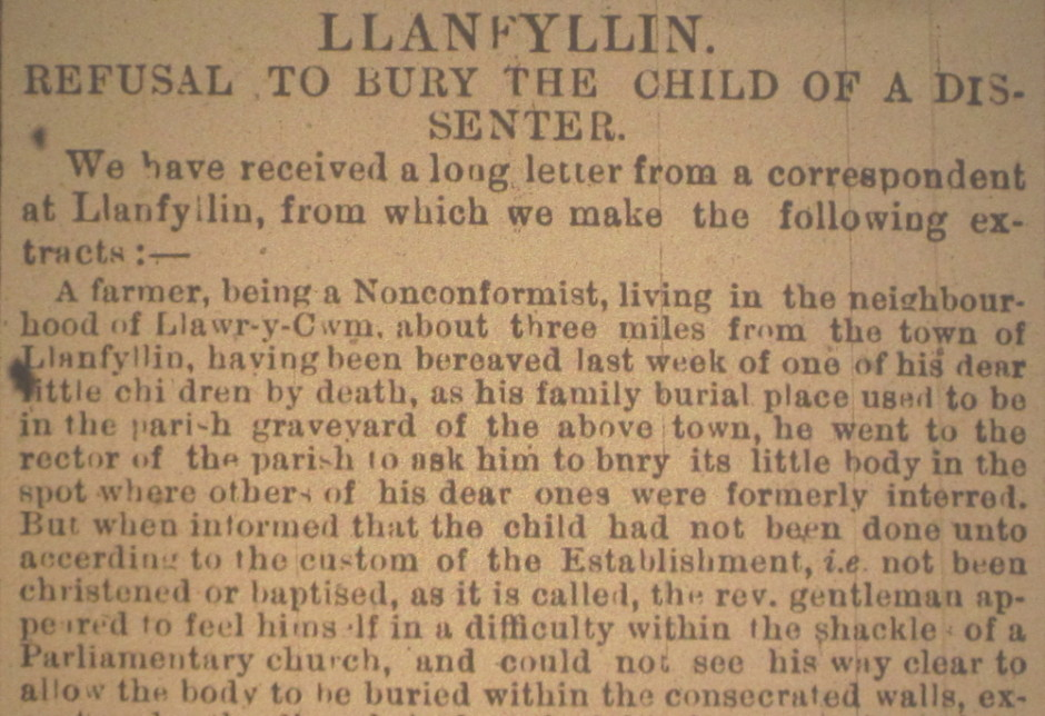 NP-L-39-17a - Refusal to Bury a Child in 1868