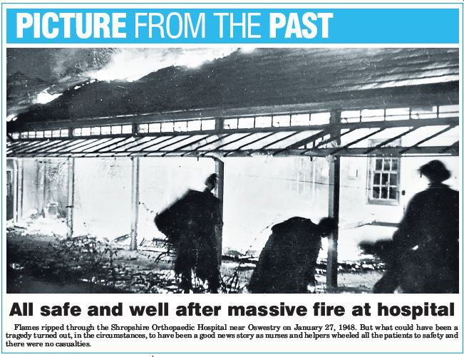 NP-O-5-13-25 - Fire at Hospital 27 January 1948
