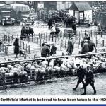 NP-O-5-69-7 - Smithfield Market c1920
