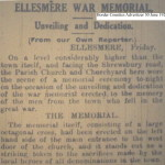 OSW-WM-Ellesmere June 30 1920 - 1