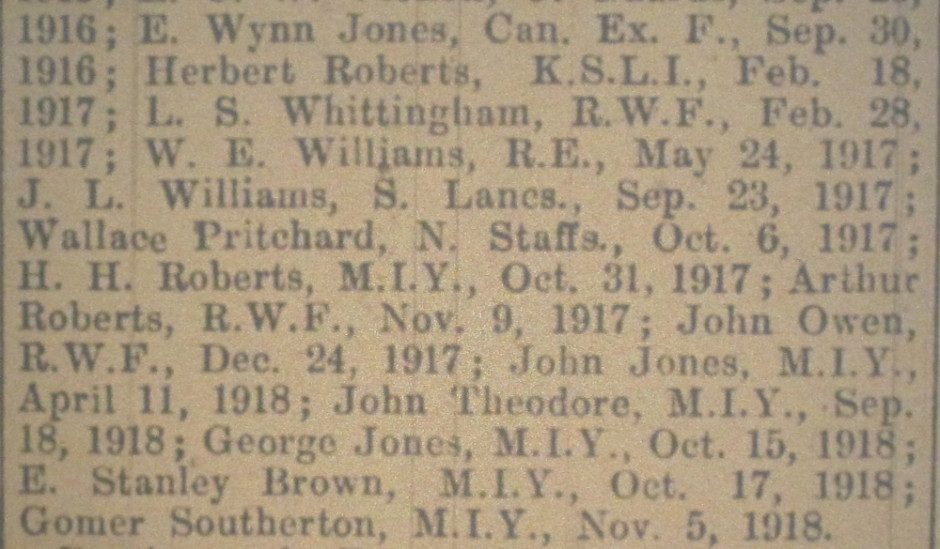 OSW-WM-Llandrinio - Nov 17 1920 - 4