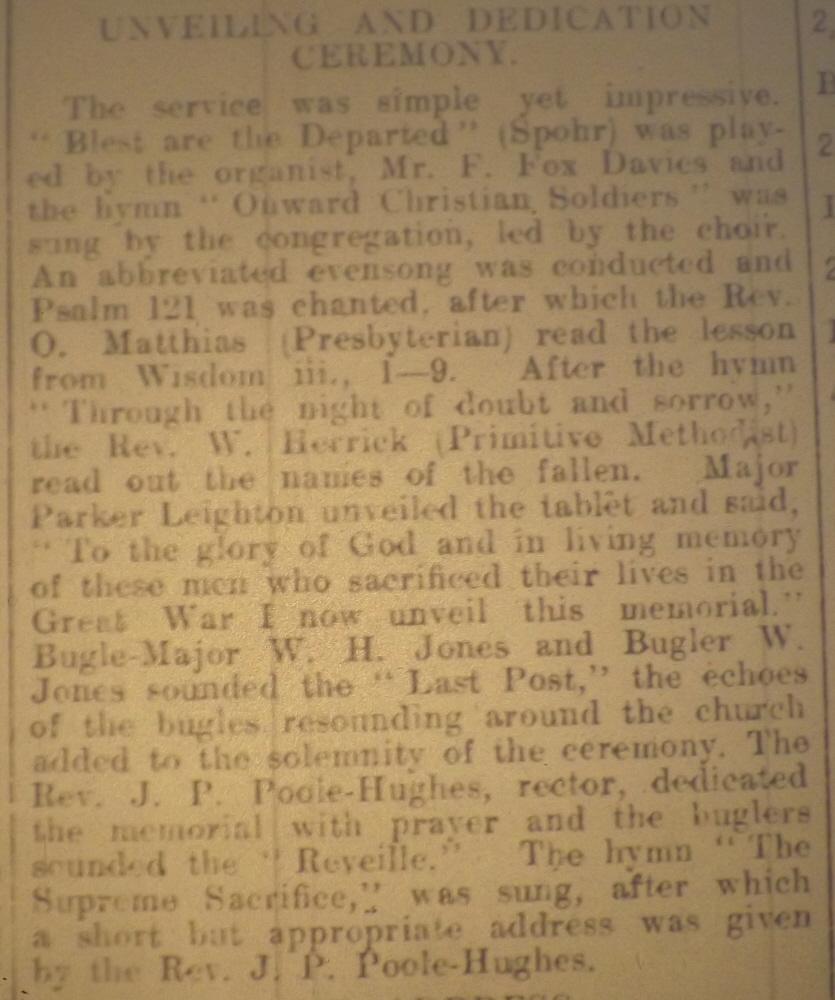 OSW-WM-Llanymynech Church Oct 05 1921 - 2