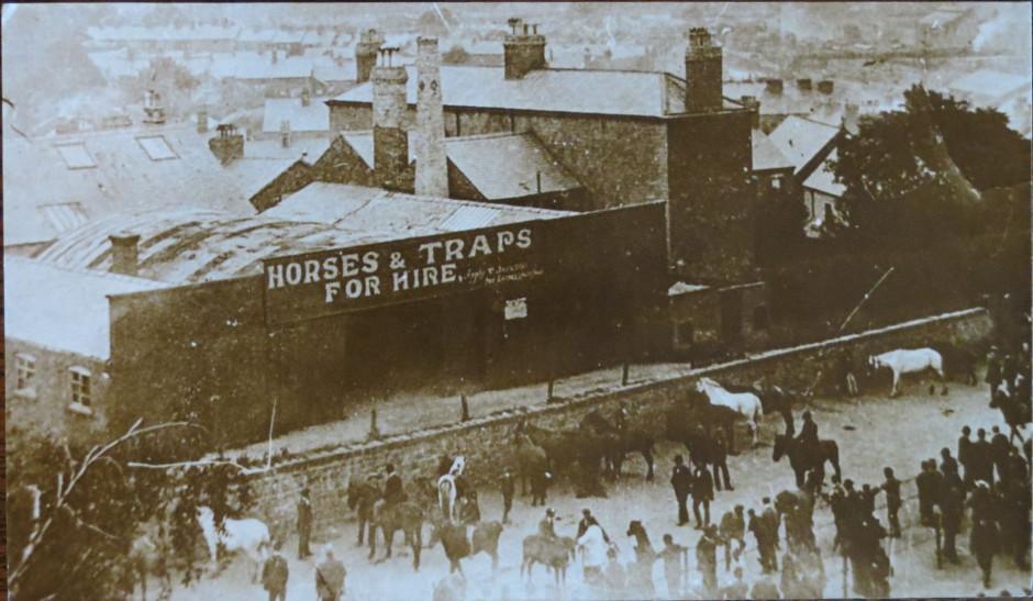 PH-O-5-46-9 - Horsemarket - no date