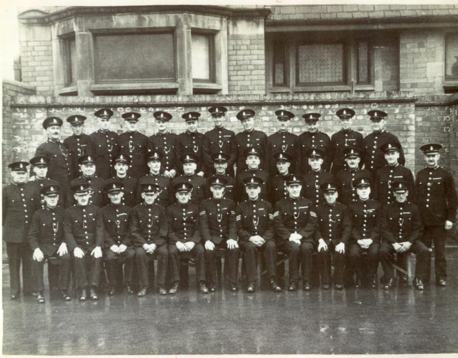 Special Constables - unk building