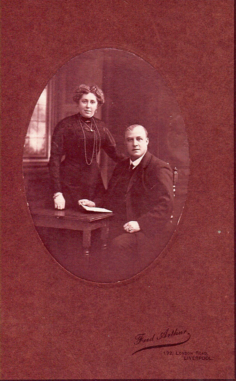 Watkins FH - 32a - Charles Henry Cutler & Sarah Bowyer