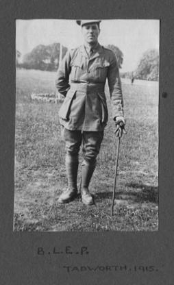 B L E R - Tadworth 1915