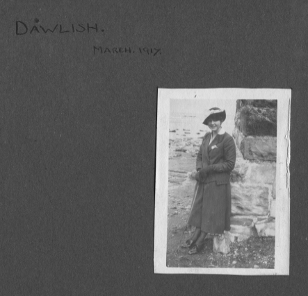 Dawlish March 1917