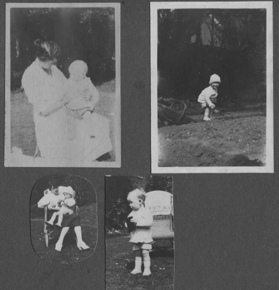 G H Howe's family