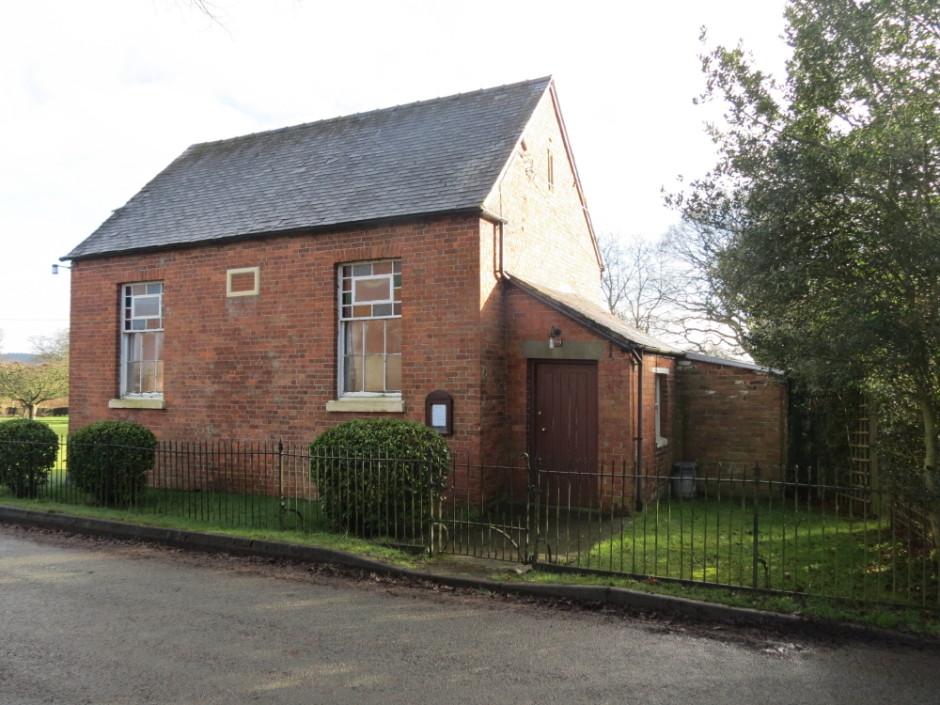 NM-E-103-1 - Edgerley Primitive Methodist Chapel