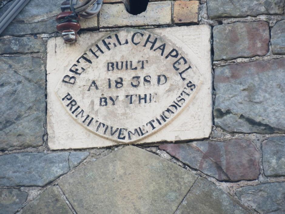 NM-L-104-2 - Llynclys Primitive Methodist Bethel Chapel 1838