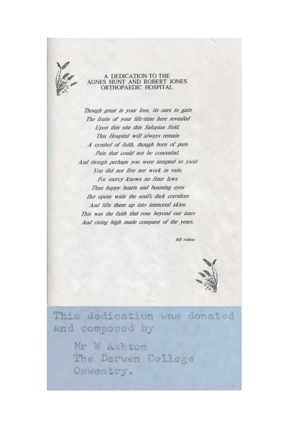 NM-O-5-13-30 - Dedication Poem