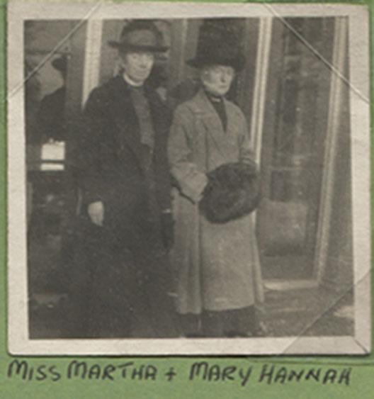 NM-O-5-15-193 - Martha & Mary Hannah Pryce-Parry