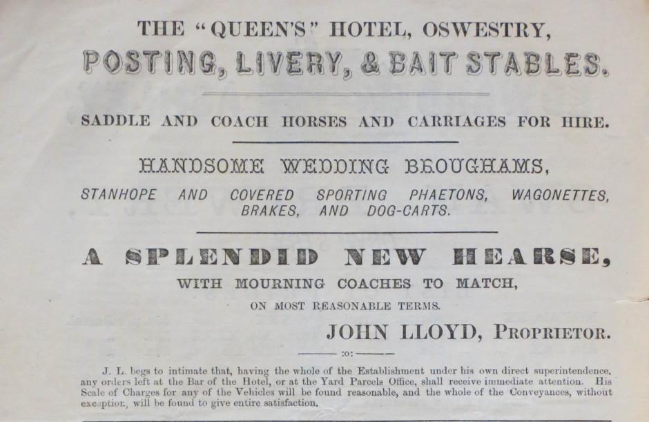 NP-O-5-11-40 - John Lloyd Queens Hotel 1873