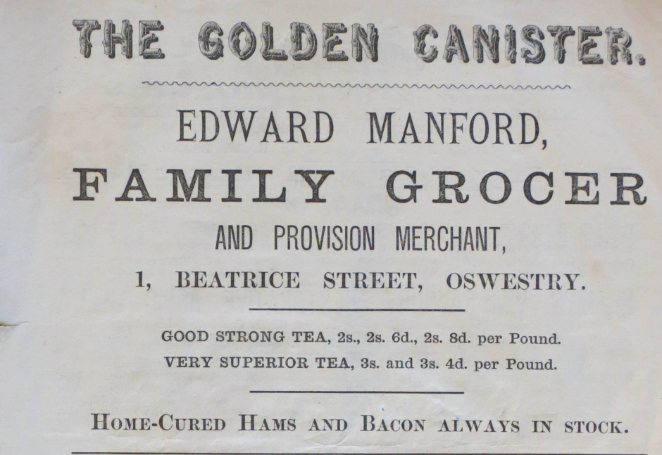 NP-O-5-4-20 - Edward Manford Advert 1873