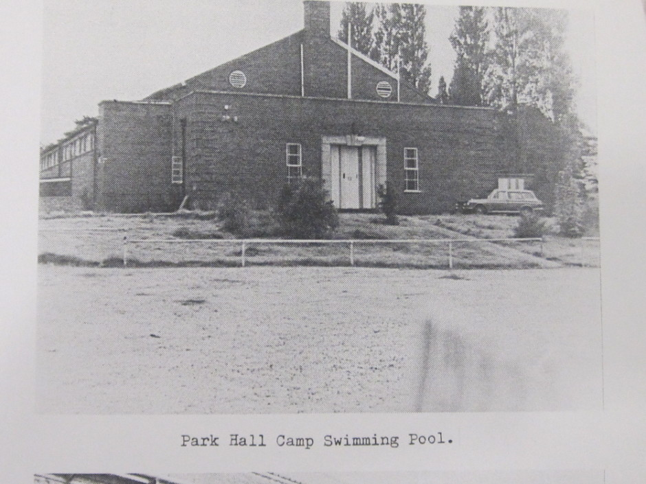 NP-P-30-35 - Park Hall Camp Swimming Pool
