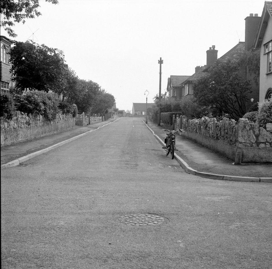 Neg-O-5-96-5 - Green End Oakhurst Road 1963