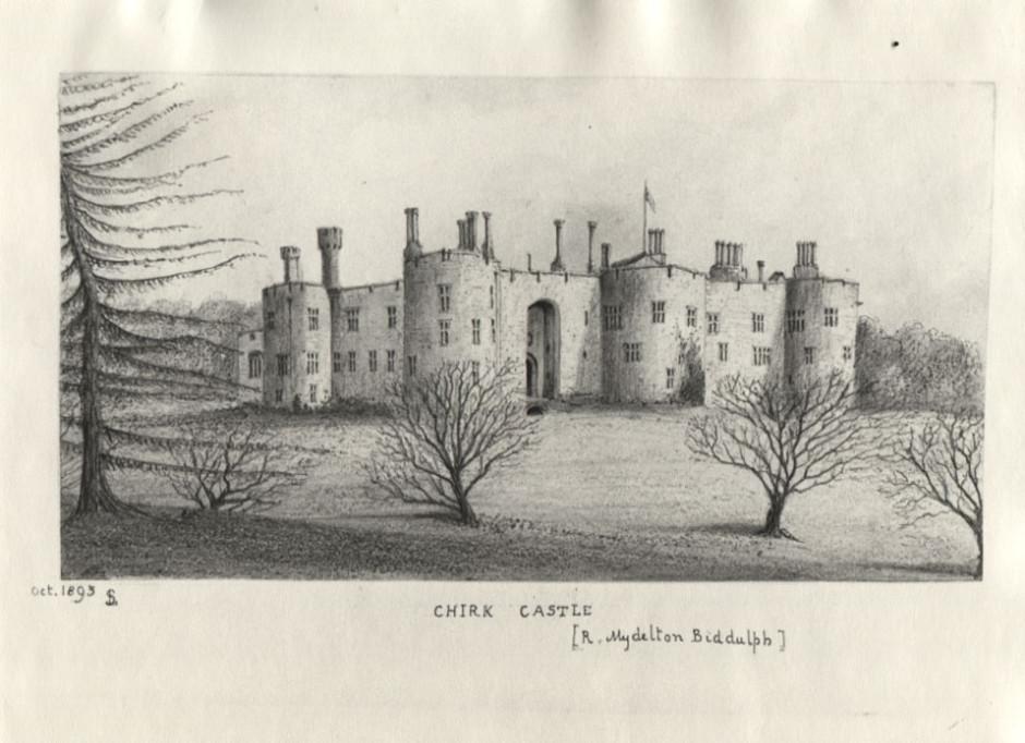 PH-C-14-38 - Chirk Castle