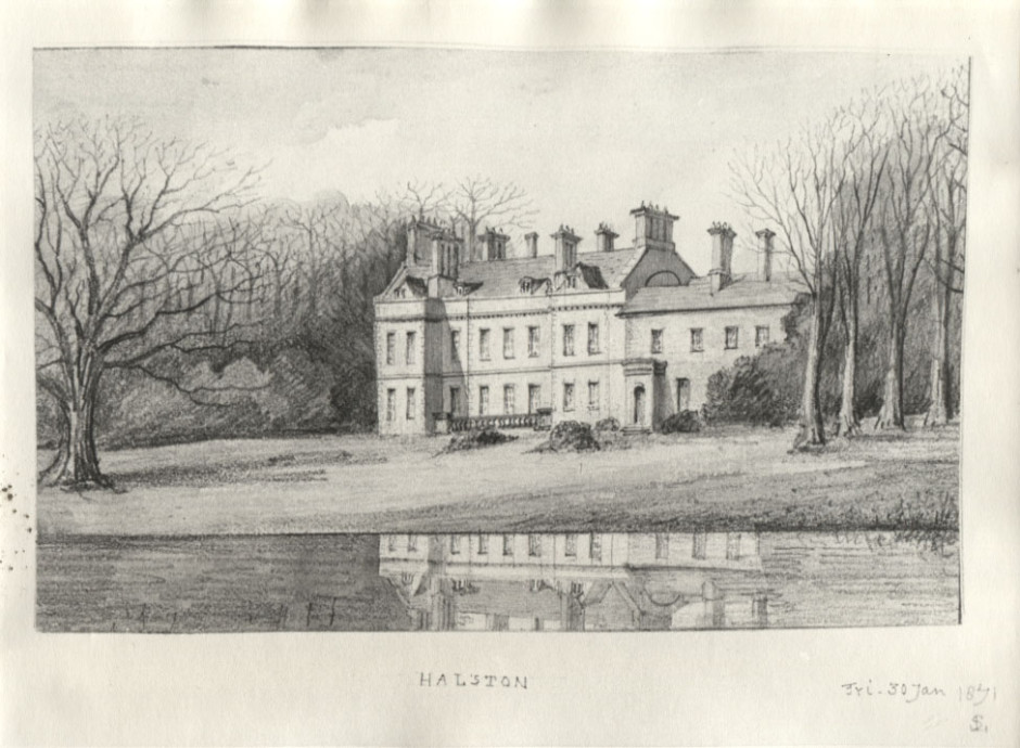 PH-H-4-10 - Halston Hall 1871